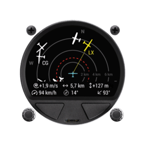 Traffic Monitor 57 mm